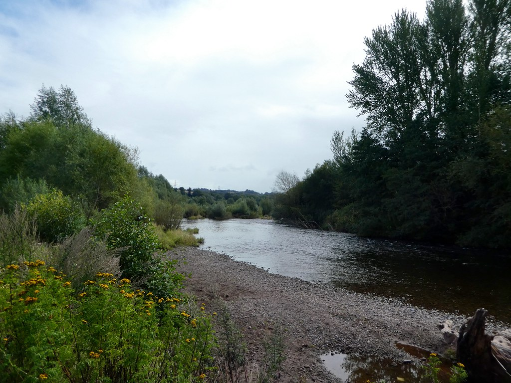 River Usk, Abergavenny