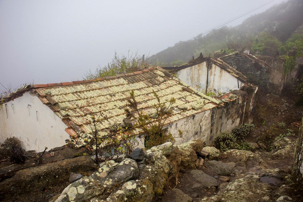 Casas abandonadas en Las Casillas