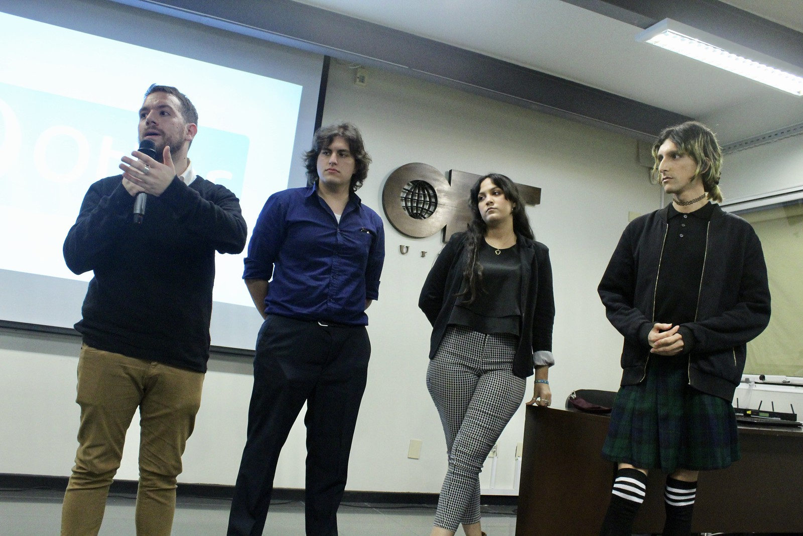 Media Lab ORT ONU: Proyecto Otter - octubre 2020