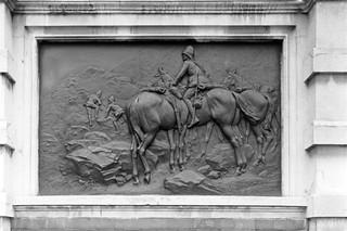 Carabiniers' Memorial, Chelsea Embankment, 6th Dragoon Guards, Chelsea, Kensington & Chelsea, 1988 88-5e-26-positive_2400