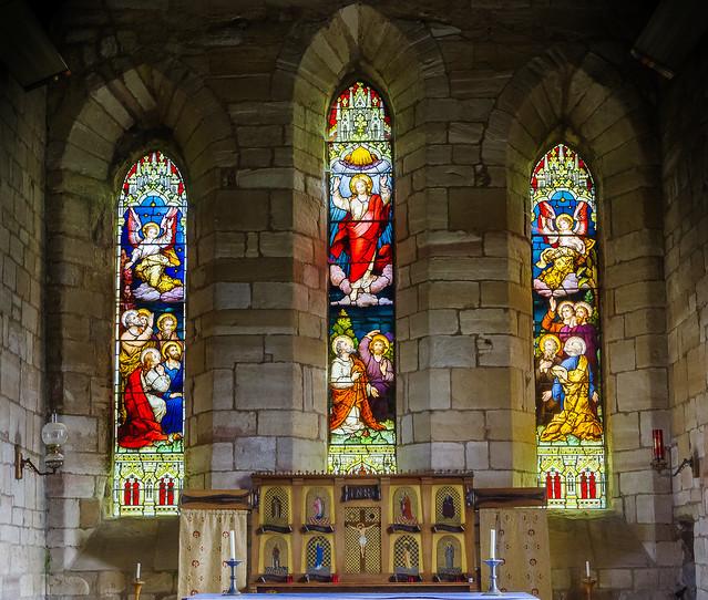 Church on Lindisfarne