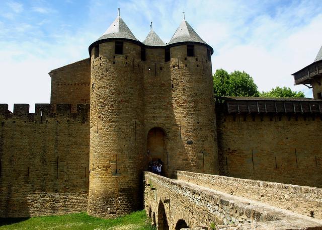 Francja - Carcassonne