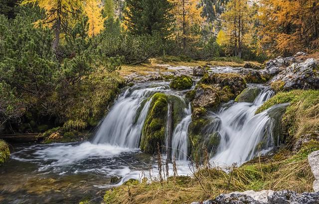 *Vigil Creek Cascades @ Alpe di Fanes*