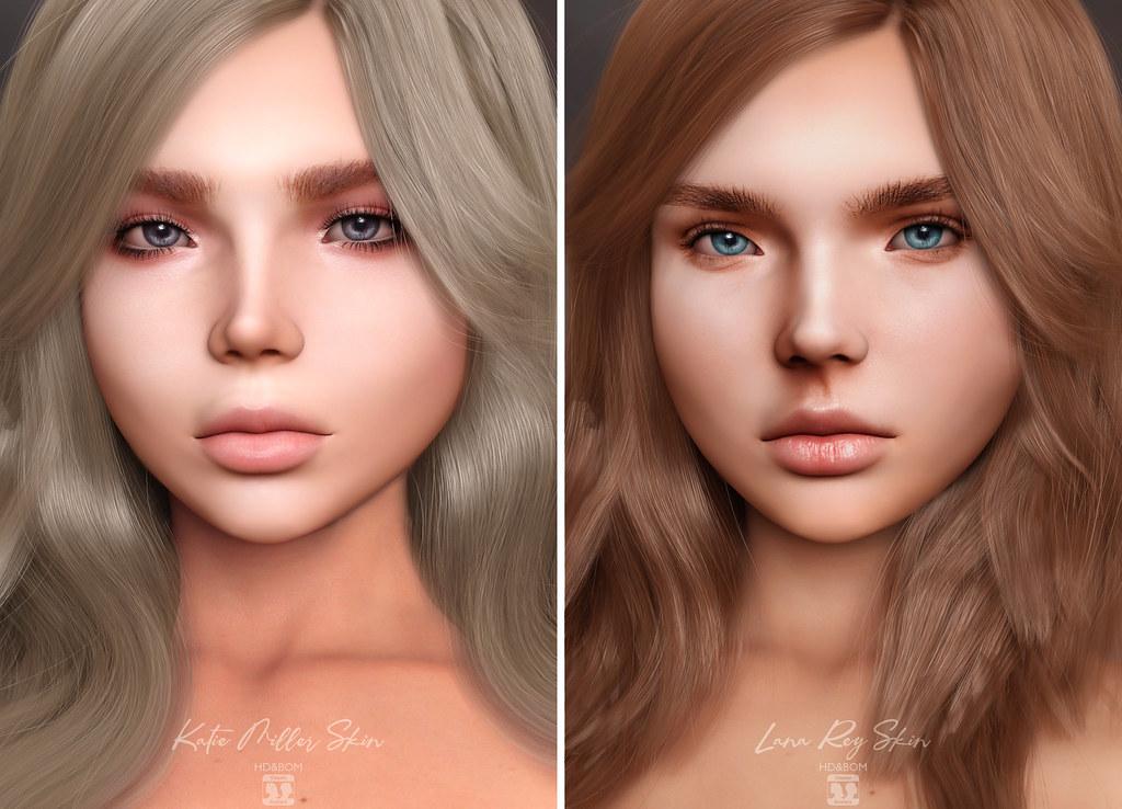 HD Skins – Lana Rey&Katie Miller