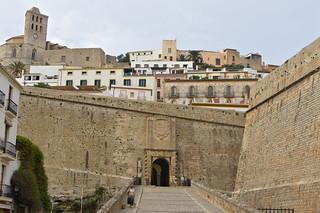 Portal de ses Taules, Eivissa