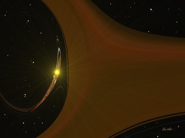 horizon des événements - Event Horizon