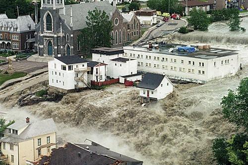 1996-Inondations-saguenay-La Presse
