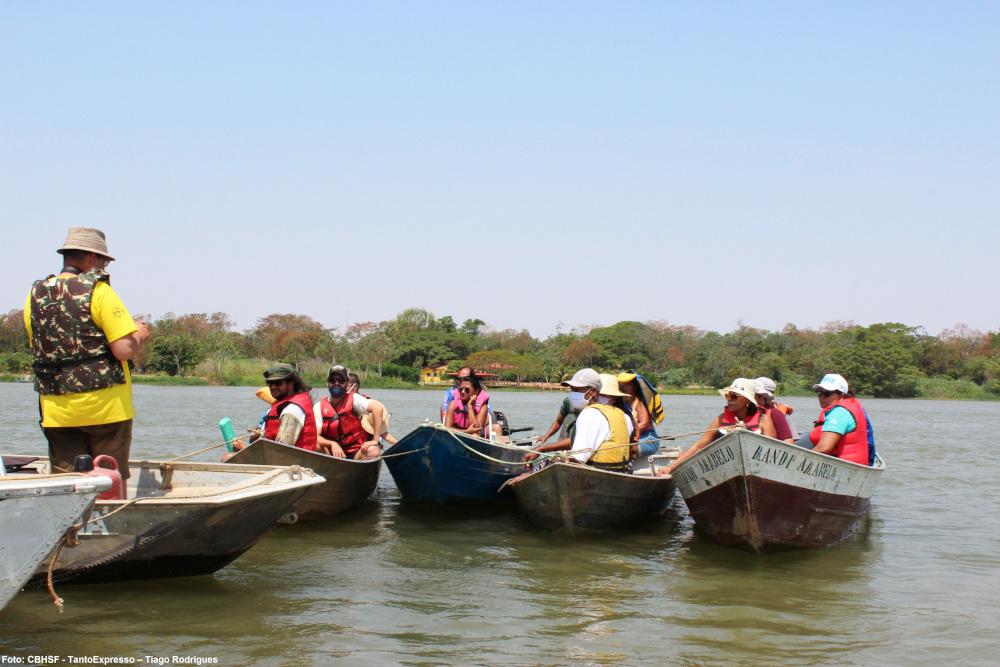 Barqueata contra a UHE Formoso - 06 out 2020