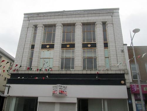Burton's, Rhyl