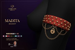 Romazin - Bracelet <Madita> - The Men & Women