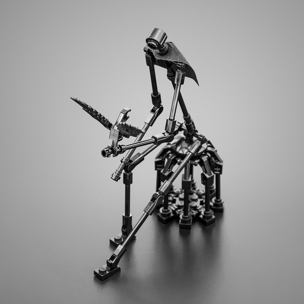 Stick statue (3/3)