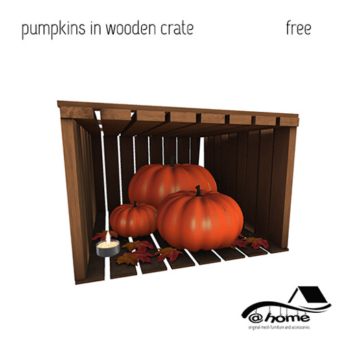 @home: free autumn gift at main store