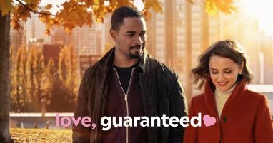 Where was Love guaranteed filmed