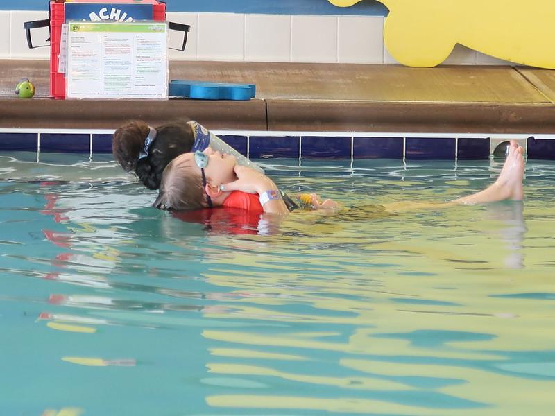 Swim Class!
