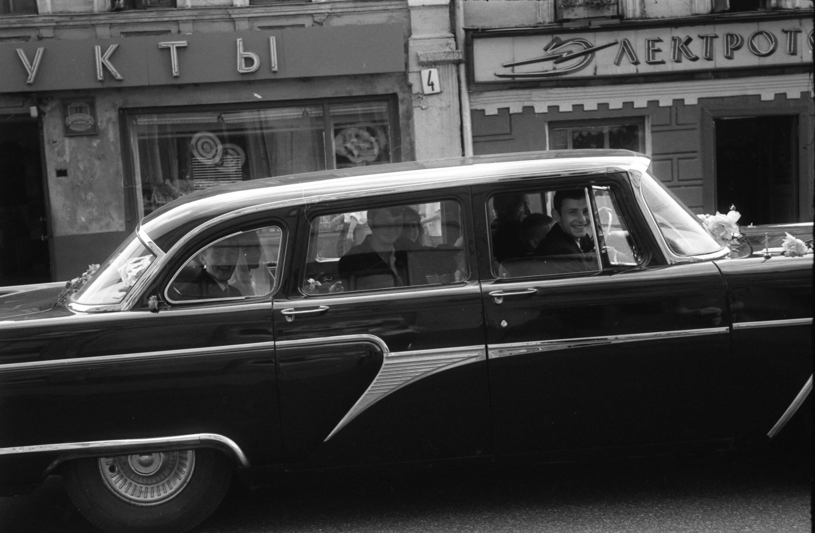 1969. Улица Солянка (5)