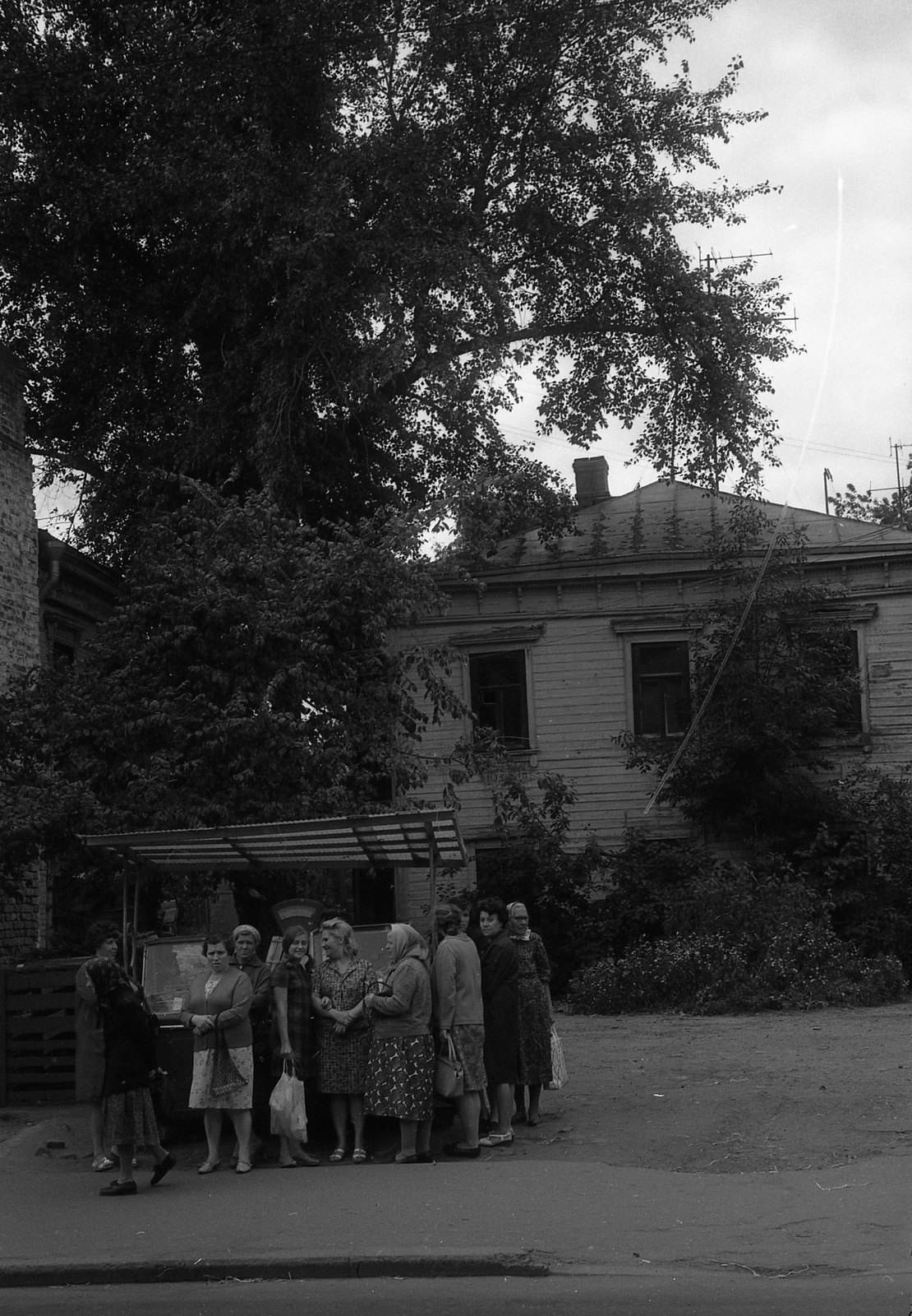 1969. Улица Октябрьская (11)