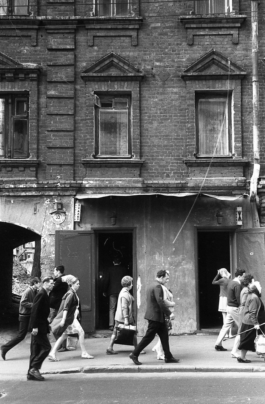 1969. Улица Октябрьская (10)