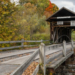 2020-10-05 - Salibury Center Covered Bridge