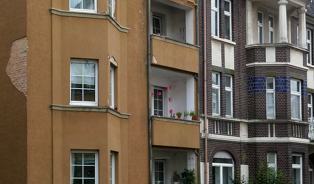 Fassaden, Goethestraße, Gießen
