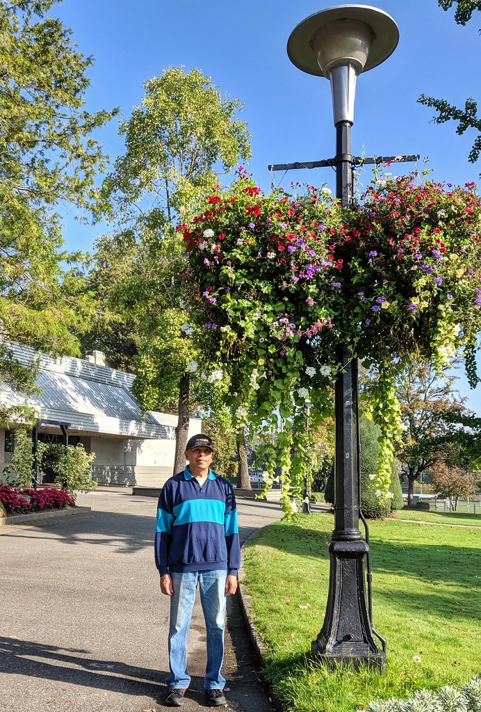 October BC Flower Baskets