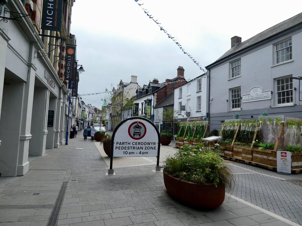 Abergavenny, Monmouthshire