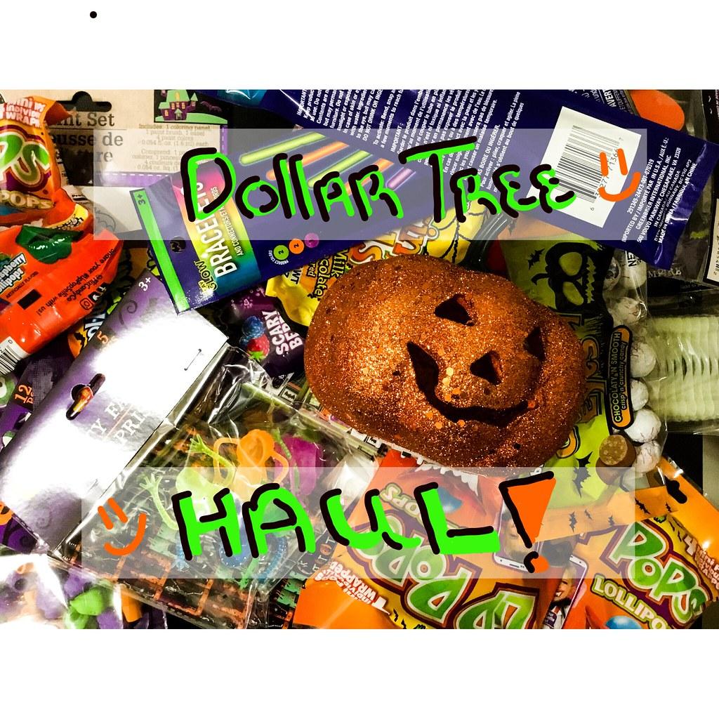 Dollar Tree Halloween Haul 2020