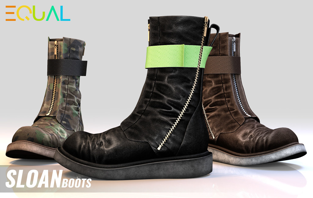 EQUAL – Sloan Boots