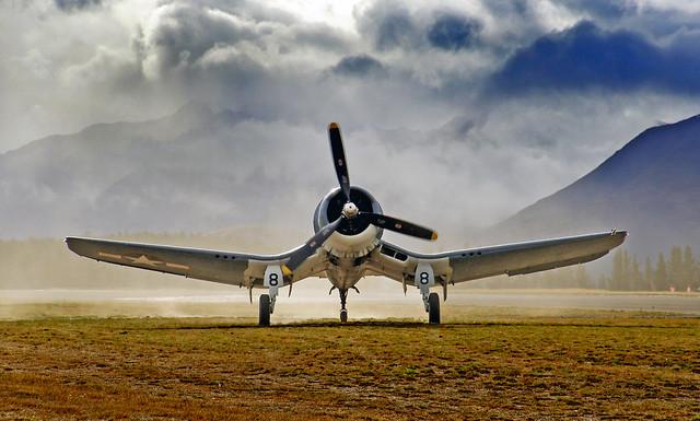 Goodyear FG-1D Corsair.