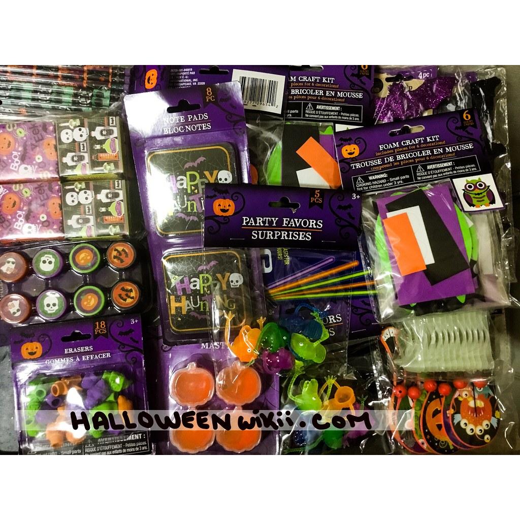 Halloween Bundled Toys