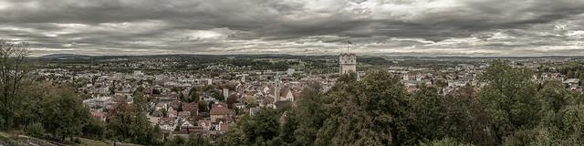 Historische Altstadt von Ravensburg