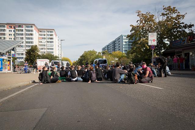 03.10.2020 – Neonazi-Aufmarsch zum Tag der Deutschen Einheit in Berlin