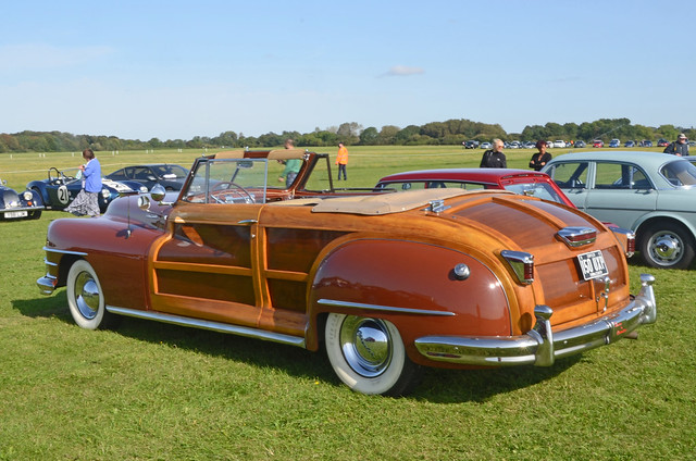 1947 Chrysler Town & Country Convertible