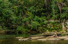 River Yoga at Best Yoga Retreat in Sri Lanka
