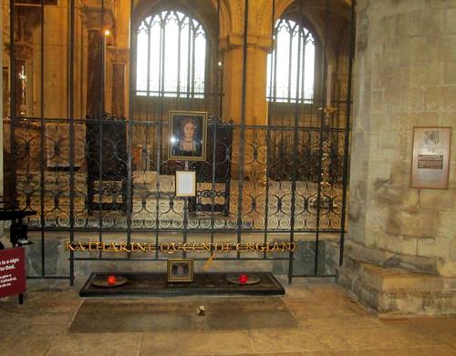 Katharine's Tomb