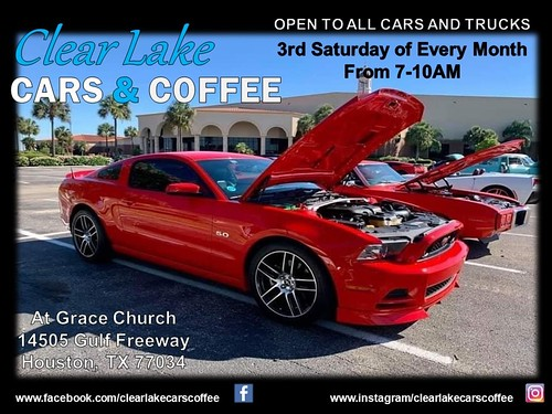 Grace Community Church Morning Cruise-In Flyer | by Camaro Kid Car Show Listings