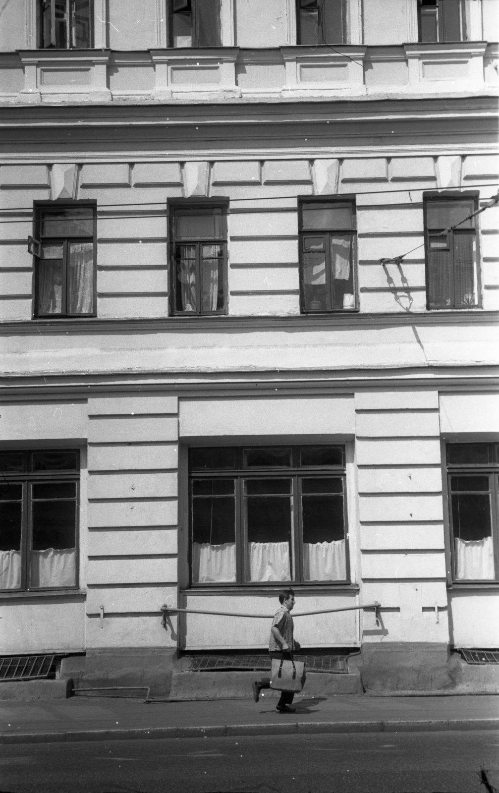1969. Улица Солянка (3)