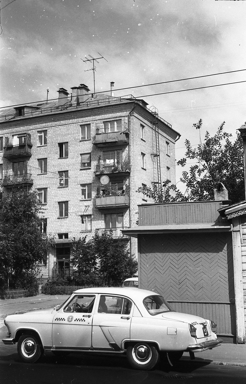 1969. Улица Октябрьская (1)