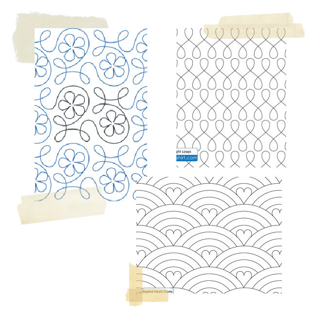 Sweet Home Quilting Options