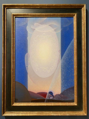 1-22 Agnes Pelton at The Whitney | by MsSusanB