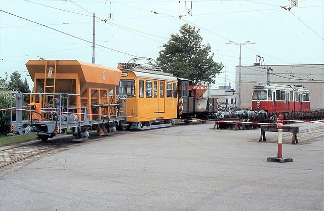 Trams de Vienne (Autriche)