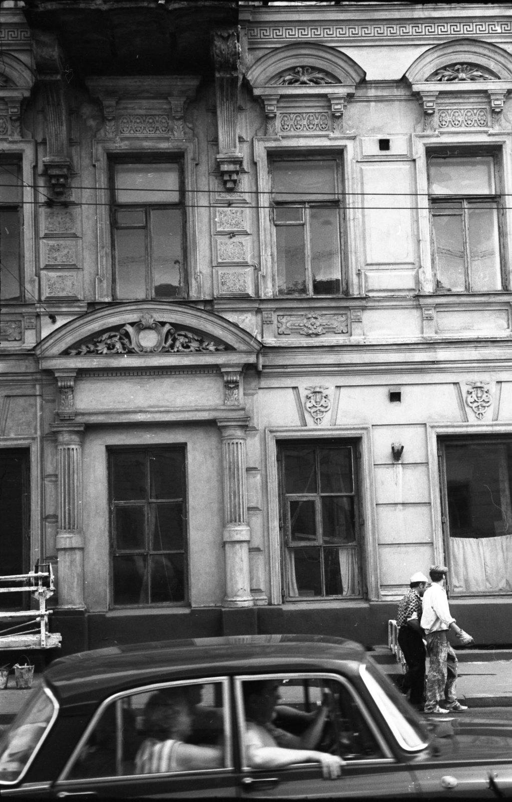 1969. Улица Солянка (8)