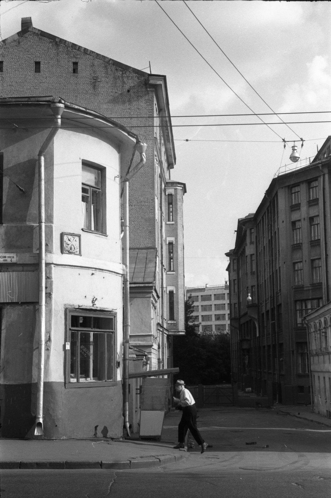 1969. Улица Солянка (2)