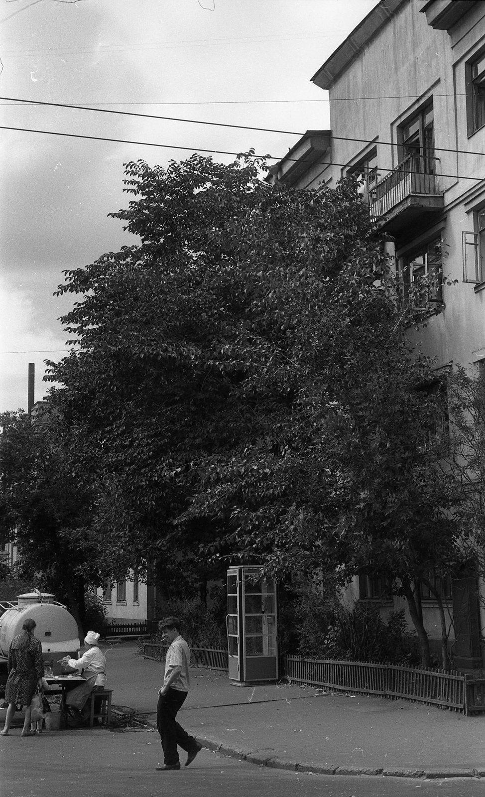 1969. Улица Октябрьская (13)