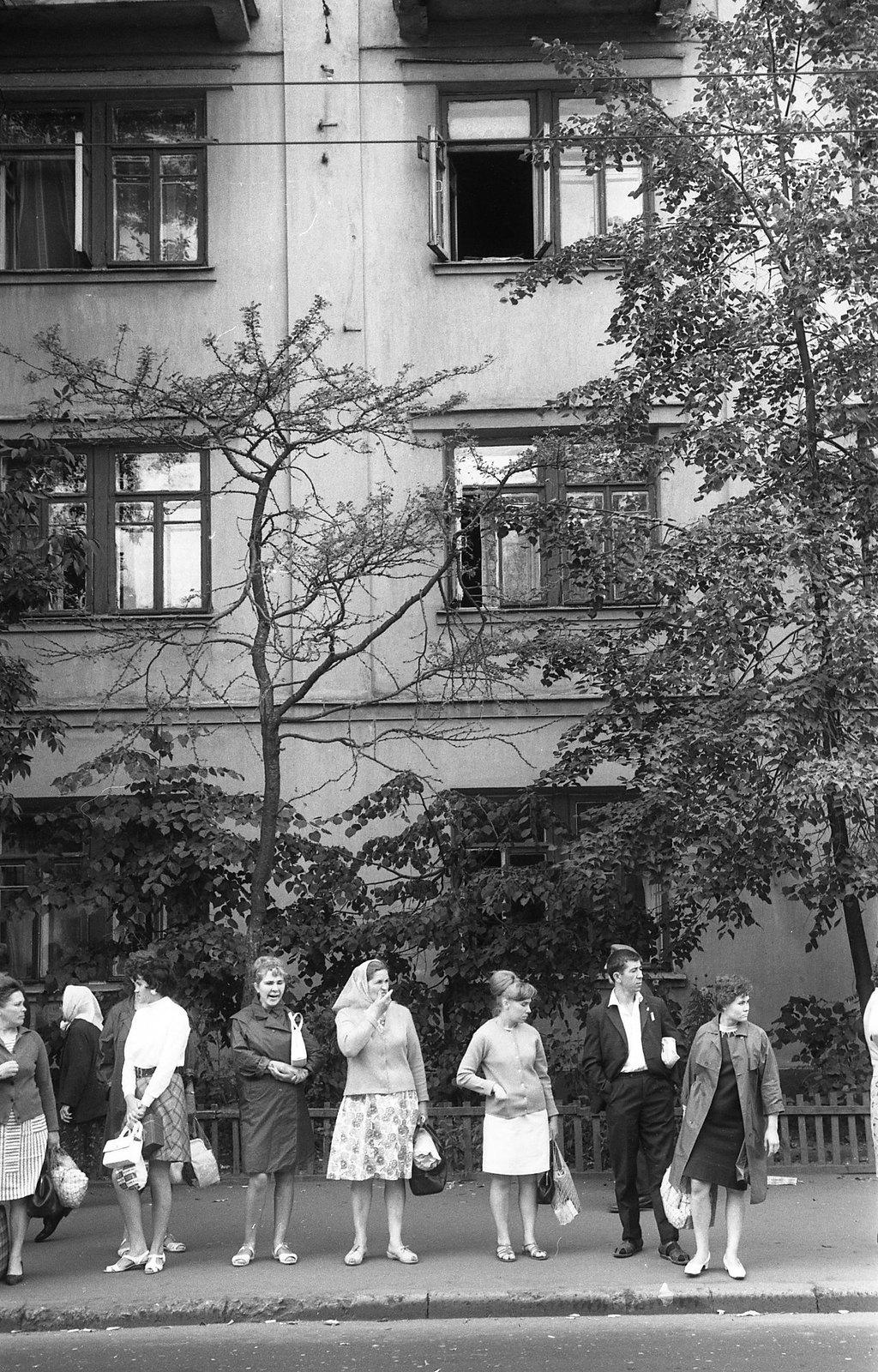 1969. Улица Октябрьская (8)