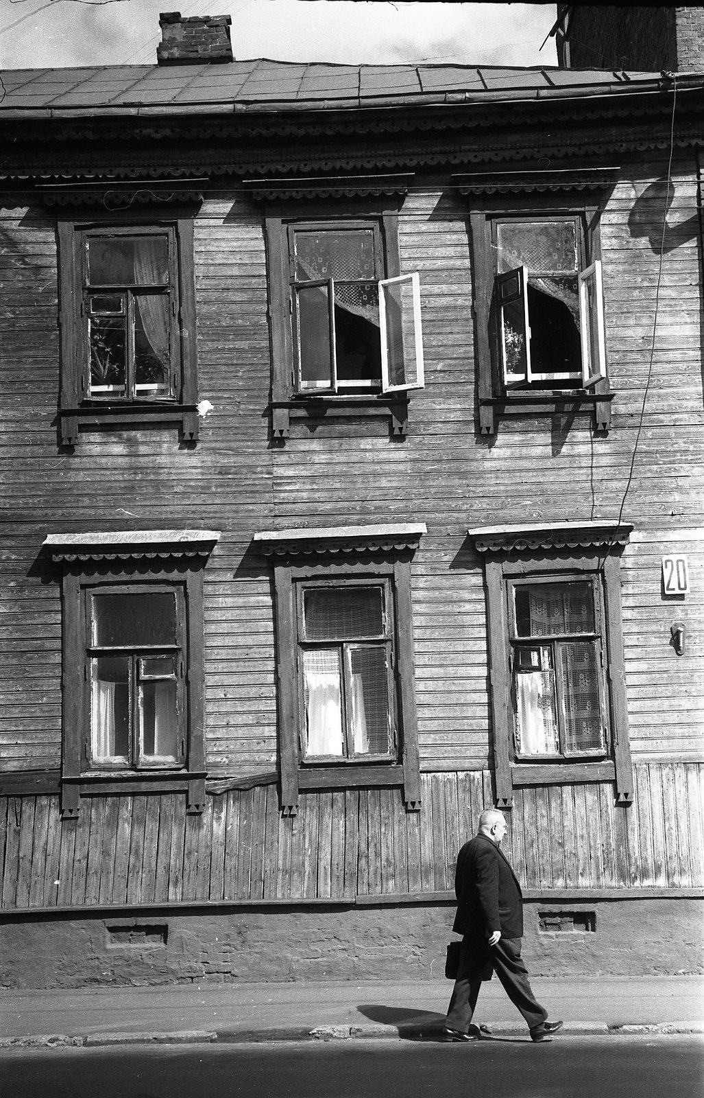 1969. Улица Октябрьская (6)