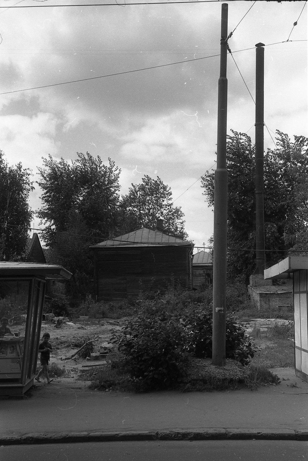 1969. Улица Октябрьская (5)