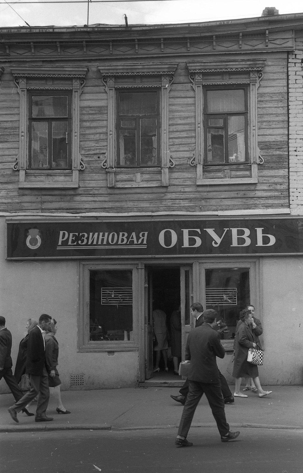 1969. Улица Октябрьская (4)