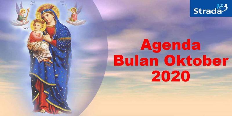Agenda Bulan Oktober 2020