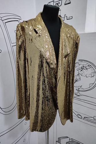 Мужской карнавальный костюм Пиджак в стиле диско