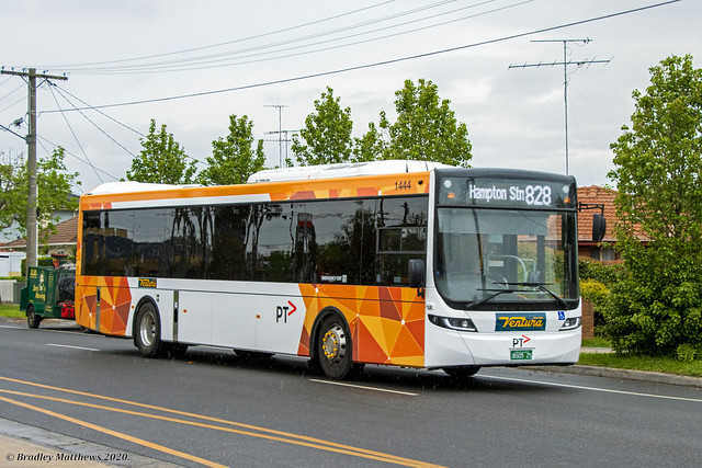 New Ventura Bus at Doveton on 7/10/2020.